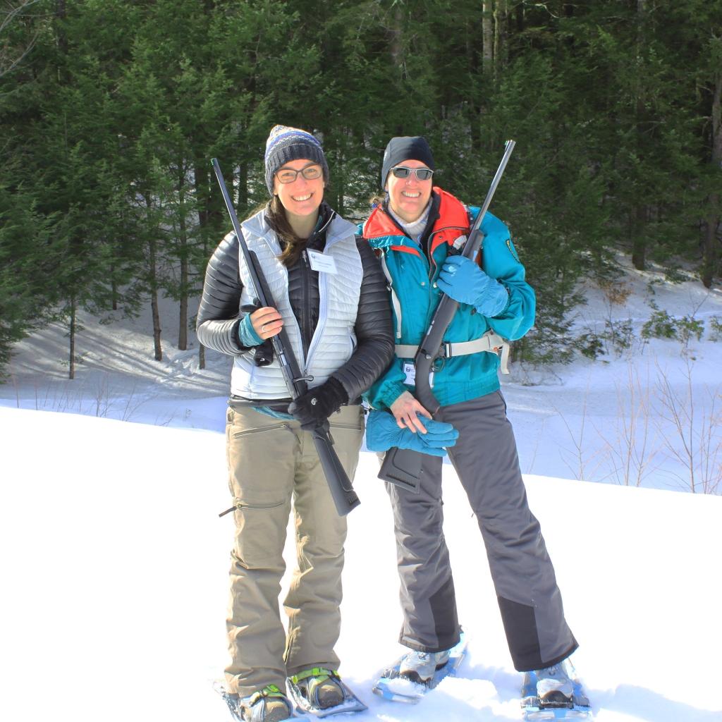 Winter BOW Shoe & Shoot Course